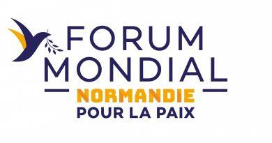 Le Lycée au Forum Normandie pour la Paix